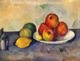 Paul Cézanne - Still life with Apples, c.1890