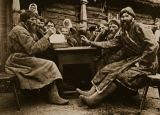 Russian Photographer - Village meeting