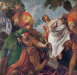 Paolo Veronese - The Assumption of the Virgin