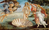 Sandro Botticelli - The Birth of Venus, c.1485