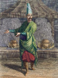 French School - Chef to the Grand Seigneur, Topkapi Palace