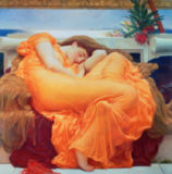 Flaming June, c.1895 of Lord Frederick Leighton