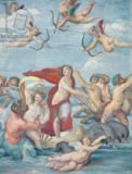 Raphael - The Triumph of Galatea, 1512-14