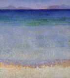 Henri-Edmond Cross - The Iles d'Or , c.1891-92