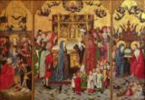 Master of the Holy Parent - The Seven Joys of the Virgin Altarpiece, c.1480