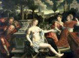 Jan Massys - Susanna and the Elders, 1567