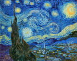 Vincent van Gogh - The Starry Night
