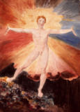 William Blake - Glad Day or The Dance of Albion, c.1794