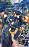 Pierre Auguste Renoir - The Umbrellas, c.1881-6