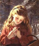 Sophie Anderson - A New Friend