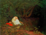 James Francis Danby - Disappointed love, 1821