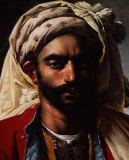 Anne-Louis Girodet de Roucy-Trioson - Portrait of Mustapha