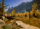 First Light (F1 Online) - Yoho National Park, Strom