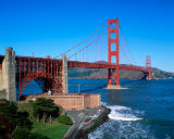 Prisma (F1 Online) - Fort Point, Golden Gate bridge