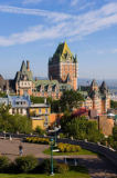 All Canada Photos (F1 Online) - Allee Saint Denise, Chateau Frontenac Hotel, Accomodation