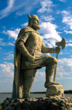 All Canada Photos (F1 Online) - Vikinge Statue, Gimli, Vikings