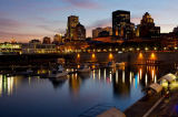All Canada Photos (F1 Online) - Jacques Cartier Basin, Alter Hafen, Montreal-Bilder