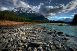 All Canada Photos (F1 Online) - Columbia Icefield, Robert Postma, Athabasca-Fluss, Icefields