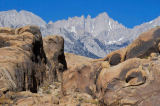All Canada Photos (F1 Online) - Mt Whitney, Whitney, Sandstein