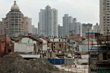 Norbert Michalke (F1 Online) - Construction site, Old Town, Shanghai, China