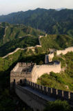 Norbert Michalke (F1 Online) - The Great Wall of China near Badaling, China