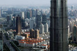 Norbert Michalke (F1 Online) - View from the Oriental Pearl Tower, Shanghai, China