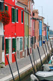 S. Tauqueur (F1 Online) - Colourful houses in Burano, Venice, Italy