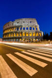 First Light (F1 Online) - Exterior view of the Coliseum amphitheatre, Rome, Italy
