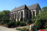 W. Otto (F1 Online) - Graveyard beside Saint Johann Baptist church, Duisburg, Germany