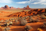 S. Tauqueur (F1 Online) - View over Monument Valley, Utah, USA