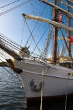 Norbert Hohn  (F1 Online) - Tall ship Aphrodite, Wilhelmshaven, Germany