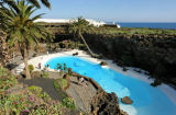 Fiedler (F1 Online) - Jameos del Agua, Punta Usaje, Lanzarote, Canary Islands, Spain, Europe