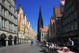 W. Otto (F1 Online) - Prinzipalmarkt with Church St. Lamberti, Muenster, Germany