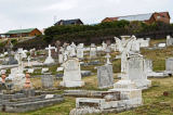 Dumrath (F1 Online) - Cemetery, Port Stanley, Falkland Islands, South America, America