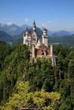 Beate Münter (F1 Online) - Neuschwanstein Castle, Bavaria, Germany