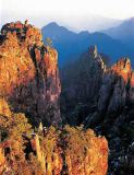 Panorama Media (F1 Online) - Mount Huangshan, Anhui, Asien, China
