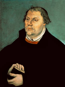 Luther, Portrait / Cranach school of artist Lucas Cranach der Ältere, Man, Hand, 1539, 1546, Lucas, Hands, Luther, Martin