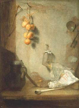 Stilllife of artist Christopher Paudiß, 5cm, -oil, Nail, Pipe, Life, Clay, 17th, 1660