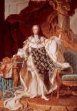 Hyacinthe Rigaud - Louis XV of France / H. Rigaud / 1730