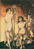 Hans Baldung-Grien - The Weather Witches