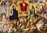 Stephan Lochner - The Last Judgement