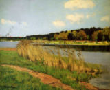Walter Leistikow - Lake in Mark Brandenburg