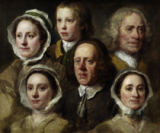 William Hogarth - Hogarth's Servants