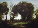 Camille Corot - Dance of the Nymphs