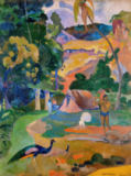 Paul Gauguin - Matamoe