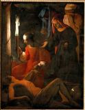 Georges de la Tour - The lamentation of Saint Sebastian