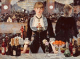 Edouard Manet - Bar in den Folies-Bergère