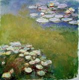 Claude Monet - Seerosen 1914-17