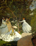 Claude Monet - Women in the Garden, 1867