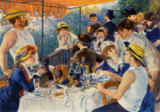Pierre Auguste Renoir - Breakfast of the Rowers